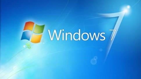 1/11 'khai tử' Windows 7
