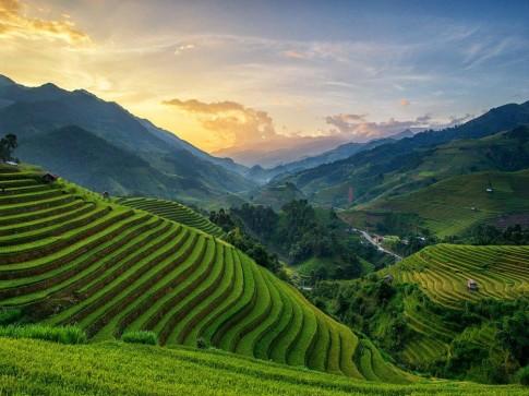 12 điểm đến đẹp của Châu Á được thế giới vinh danh