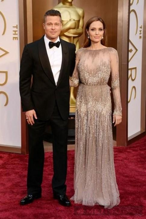 12 quý ông lịch lãm nhất tại lễ trao giải Oscar 2014