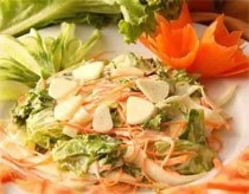 3 món salad mát lành