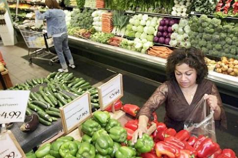 3 nguyên tắc chung để mua được rau củ quả ngon