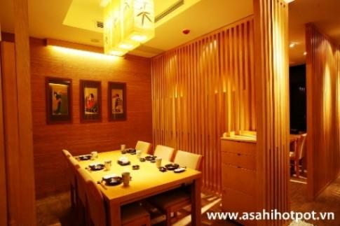 3 set menu mới của Asahi Hot Pot