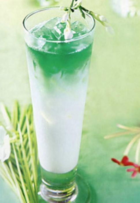 3 thức uống hấp dẫn từ dừa