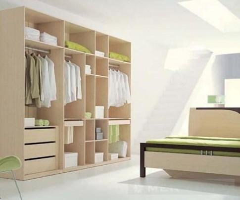 30′ để có tủ quần áo sạch và gọn