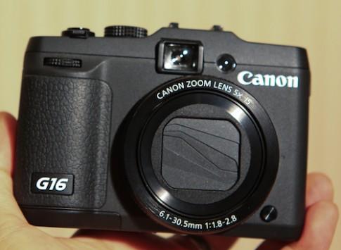 4 máy ảnh compact Canon đổ bộ dịp cuối năm