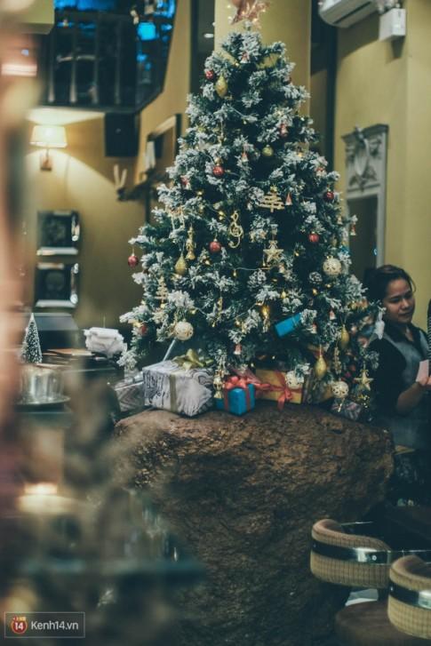 4 quán cafe trang trí Giáng sinh đẹp nhất Hà Nội