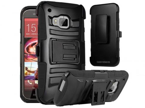 """5 case """"hạng nặng"""" cực ngầu cho HTC One M9"""