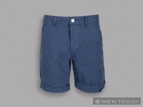 5 mẫu quần short các chàng không nên bỏ qua trong hè