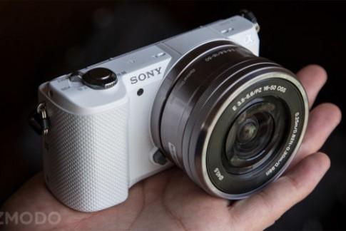 5 máy ống kính rời chụp đẹp giá dưới 10 triệu đồng