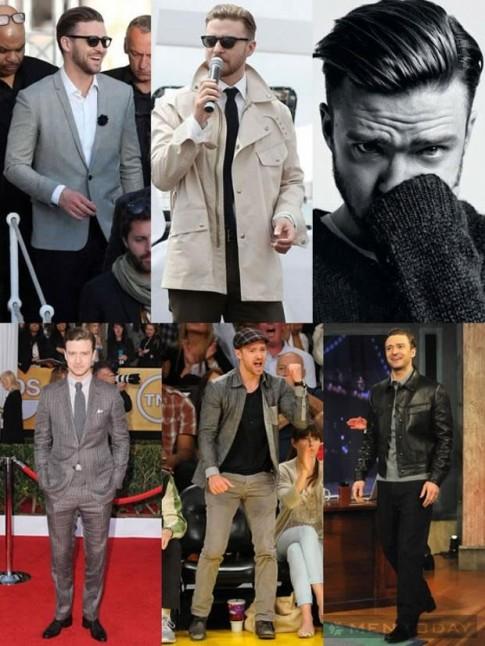 5 sao nam Hollywood có style thời trang đỉnh nhất 2013
