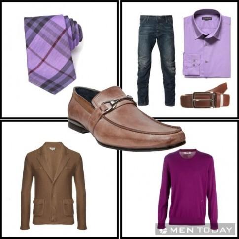 5 set đồ phong cách cho chàng đón Valenine cùng nàng