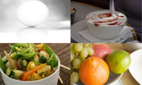 6 loại thực phẩm nên tập cho trẻ ăn từ nhỏ