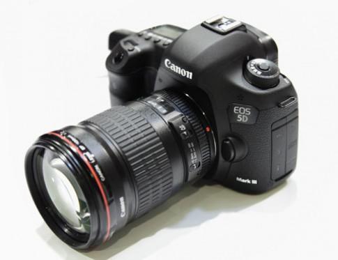 6 máy ảnh DSLR cao cấp nhất 2012