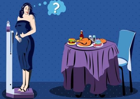6 thói quen khiến bạn xấu vì cân nặng