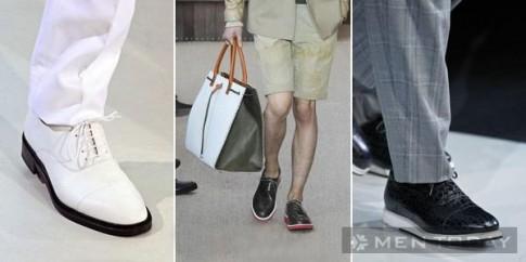 6 xu hướng giày nam nổi bật
