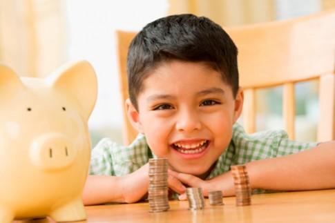 7 điều trẻ cần học về đồng tiền