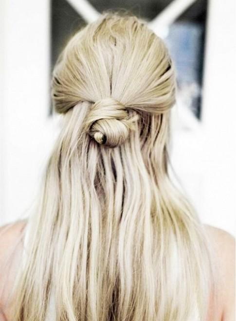 """7 kiểu tóc mùa đông dễ thực hiện trong thời gian """"thần tốc"""""""