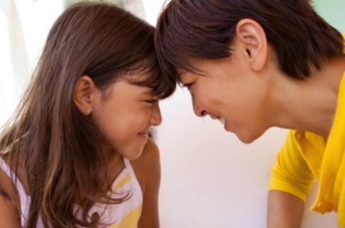 9 điều cần dạy con gái về cơ thể