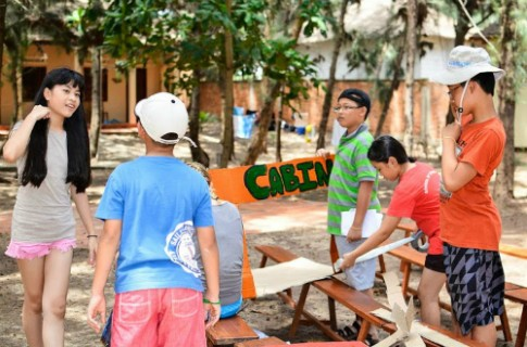 9 lợi ích trại hè với trẻ