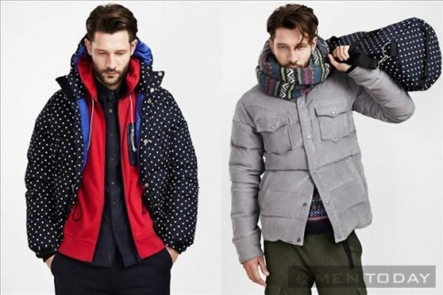 Ấm áp cùng lookbook thời trang nam thu đông 2013 của Penfield