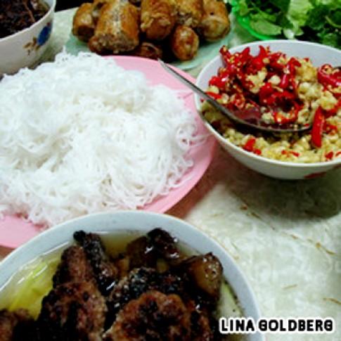 Ẩm thực đường phố Hà Nội vào top 10 châu Á