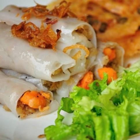 Ẩm thực Hà Nội tại khách sạn quốc tế Bảo Sơn