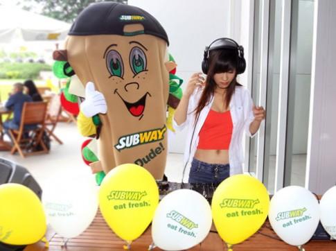 Ẩm thực Subway Việt Nam khai trương nhà hàng thứ tư