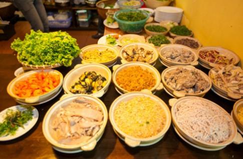 Ẩm thực Việt tại Quán Ăn Ngon