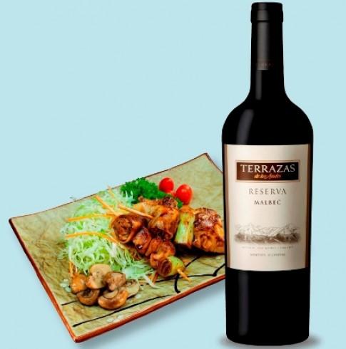 Ẩm thực Việt và rượu vang Argentina