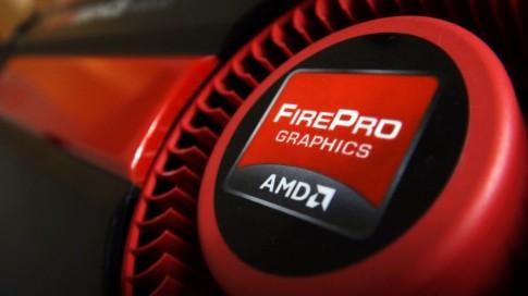 AMD sẽ mang dòng Card màn hình chuyên nghiệp FirePro W-series mới nhất đến Triển lãm NAB Show 2015