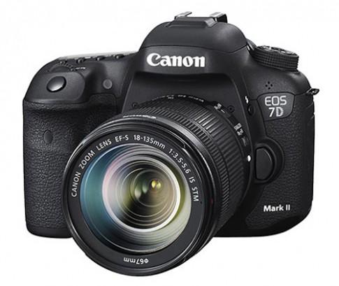 Ảnh Canon 7D Mark II lần đầu xuất hiện