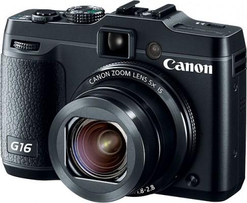 Ảnh Canon G16 và S120