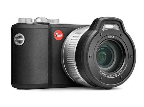 Ảnh chi tiết Leica X-U, máy ảnh chống nước đầu tiên của Leica