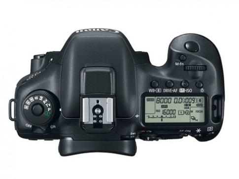 Ảnh chính thức Canon 7D Mark II