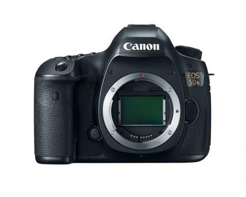 Ảnh chính thức Canon EOS 5DS
