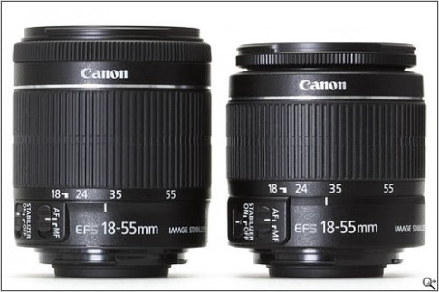 Ảnh chính thức Canon EOS 700D