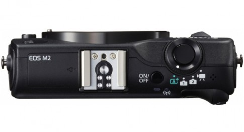 Ảnh chính thức Canon EOS M2