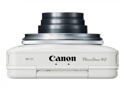 Ảnh chính thức Canon G7 X và PowerShot N2