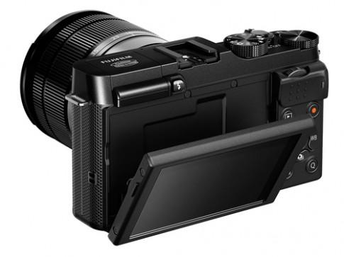 Ảnh chính thức Fujifilm X-A1