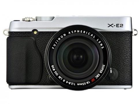 Ảnh chính thức Fujifilm X-E2
