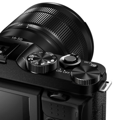 Ảnh chính thức Fujifilm X-M1