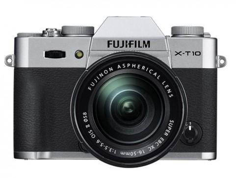Ảnh chính thức Fujifilm X-T10