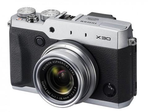 Ảnh chính thức Fujifilm X30