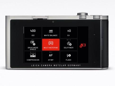 Ảnh chính thức Leica T