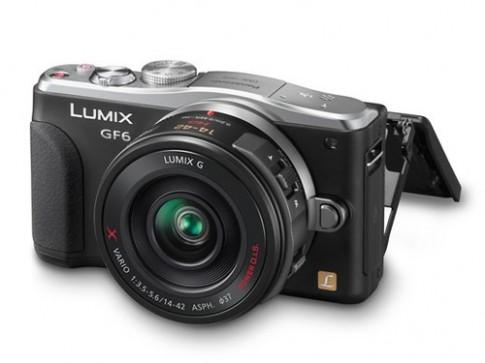 Ảnh chính thức Lumix GF6