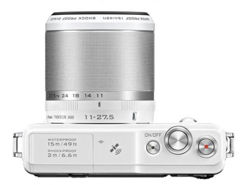 Ảnh chính thức Nikon AW1