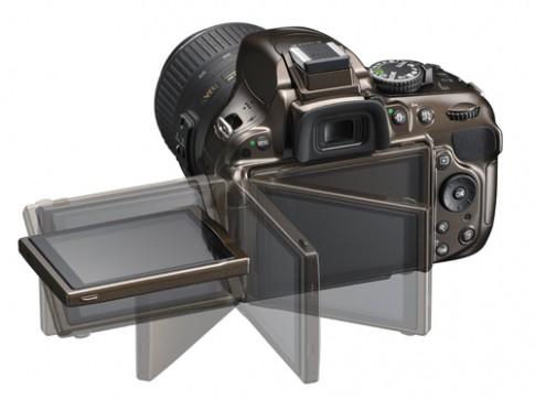 Ảnh chính thức Nikon D5200