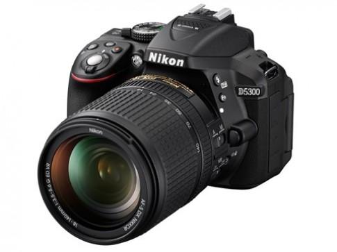 Ảnh chính thức Nikon D5300