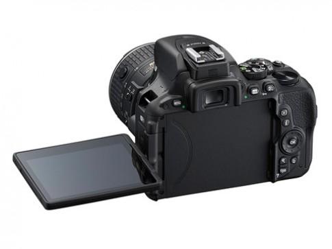 Ảnh chính thức Nikon D5500