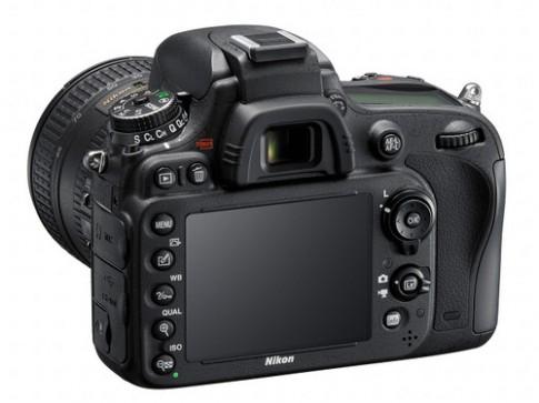 Ảnh chính thức Nikon D610